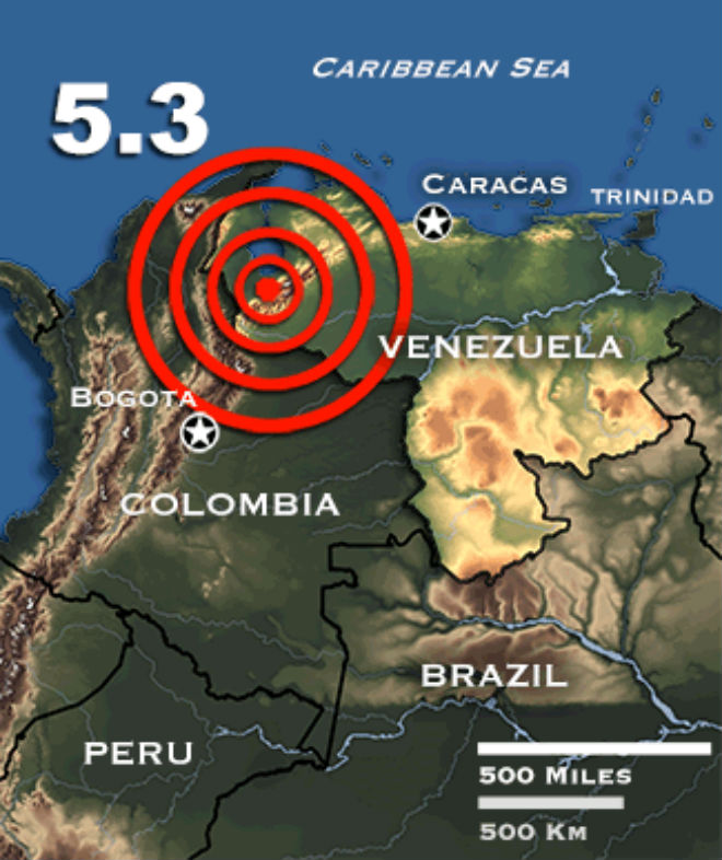 venezuela earthquake